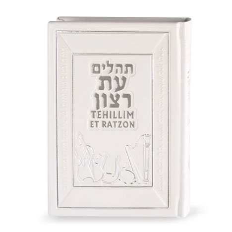 Jewish Hebrew English  Invitations - Thillim Eitz Ratzon